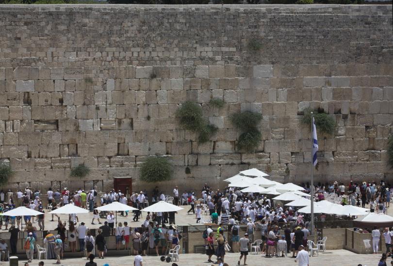 Кметството Ерусалим обяви, че тази сутрин е затворило за посещения