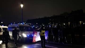 Жълти жилетки нападнаха екип на телевизия RTL в Белгия