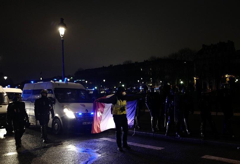 Участници в протестното движение на