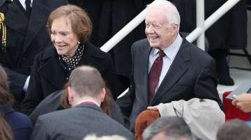 Бившият американски президент Джими Картър беше изписан от болницата