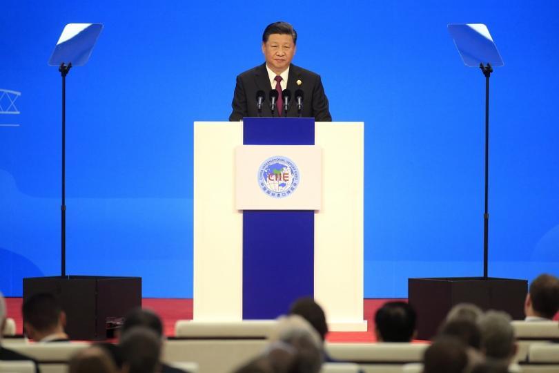 снимка 1 Си Дзинпин: Китай намалява вносните мита и разширява достъпа до своите пазари