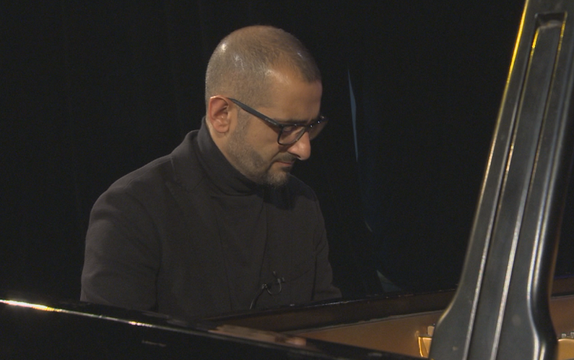 Един от най-добрите ни джаз пианисти - Живко Петров, ще