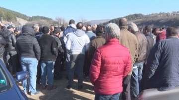 Животновъди от Кърджалийско излязоха на протест заради нова наредба