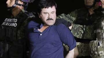 Наркобаронът Ел Чапо е осъден на доживотен затвор