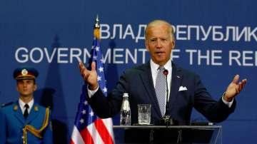 Американският вицепрезидент Джо Байдън в Сърбия и Косово