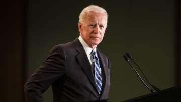 Демократът Джо Байдън се кандидатира за президент за изборите през 2020 г.