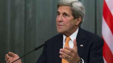 Утре в Женева ще се състои американско-руска среща за Алепо, обяви Джон Кери
