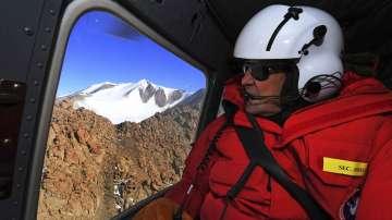 Кери стана най-високопоставеният американски служител, посещавал Антарктида