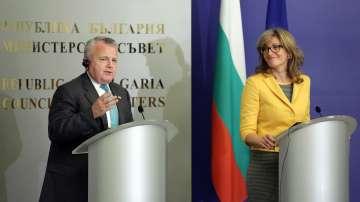Американският заместник-държавен секретар Джон Съливан посети България