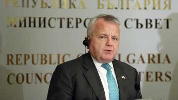 Джон Съливан определи България като стабилен и предвидим партньор