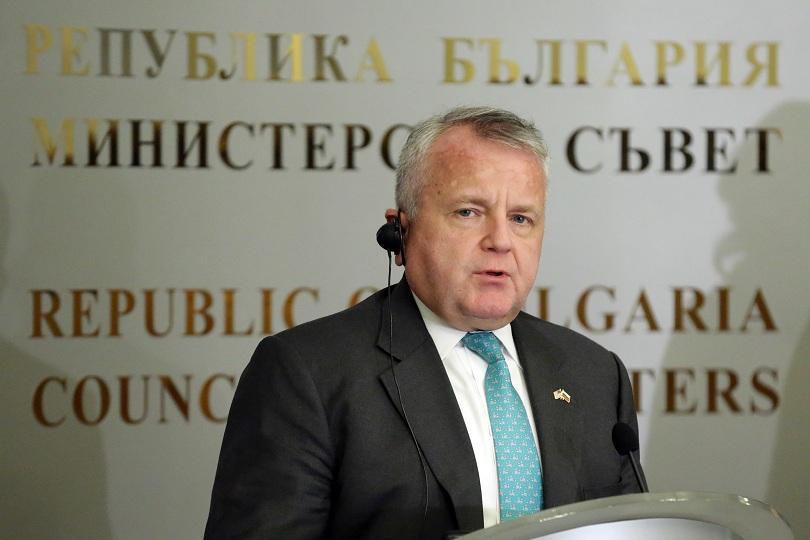 Премиерът Бойко Борисов и президентът Румен Радев разговаряха със заместник-държавния