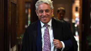 Ексцентричният председател Джон Бъркоу напуска британския парламент