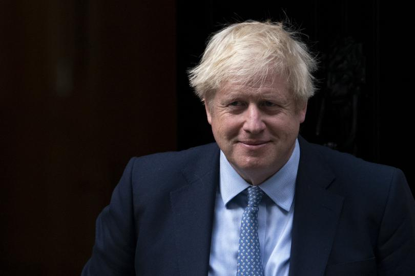 Британският премиер Борис Джонсън заяви тази вечер пред парламента, че