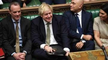 Споразумението за Брекзит влиза в британския парламент