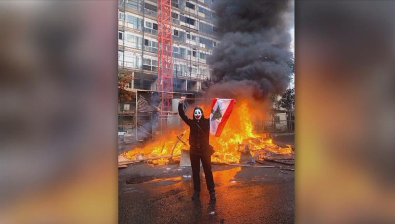 През последните дни един интересен феномен обхвана протестите в различни