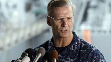 Уволниха командващия на 7-ми американски флот заради сблъсъка с танкера