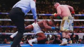 Шокираща загуба за Антъни Джошуа на професионалния ринг