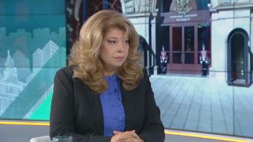 Илияна Йотова: Няма личен конфликт между министър-председателя и президента