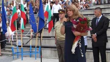 Илияна Йотова: Без доверие няма как да градим единство