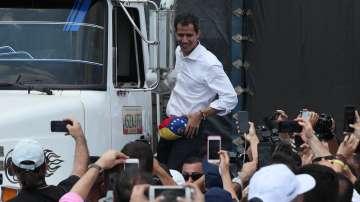 Хуан Гуайдо призова за масирани протести утре