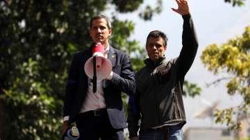 Опозиционният лидер на Венецуела Хуан Гуайдо призова за нови демонстрации