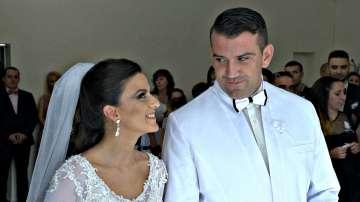 """Водещата на """"Денят започва"""" Юлия Стефанова се омъжи"""