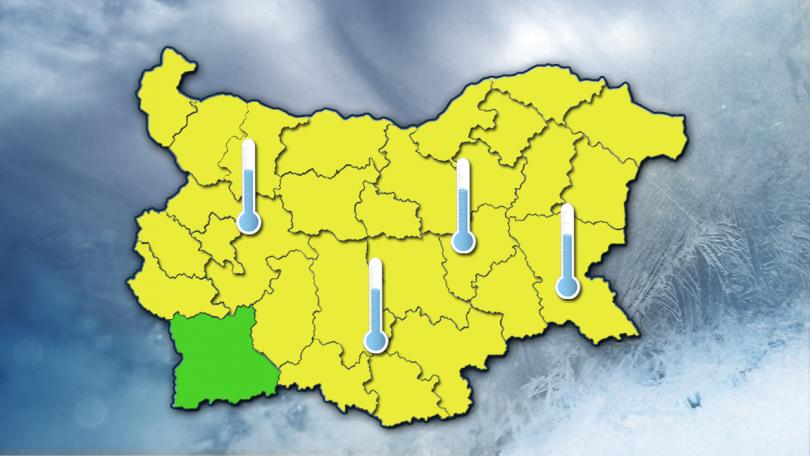 снимка 1 АПИ: В Североизточна България положението е най-тежко