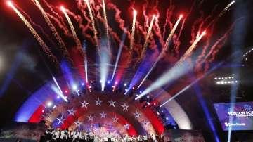 С фойерверки и надяждане с хотдог отпразнуваха Деня на независимостта в САЩ