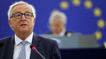 В последната си реч пред ЕП Юнкер призова за повече внимание към Източна Европа