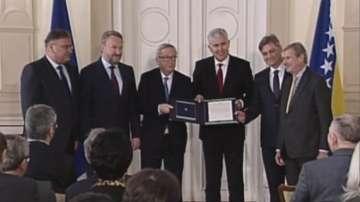 Босна и Херцеговина предава отговорите на Въпросника на ЕК