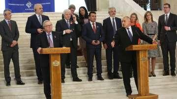 Юнкер: Засега нито една държава от Западните Балкани не е готова за ЕС