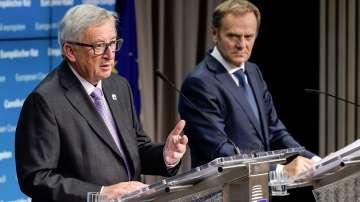 Юнкер и Туск ще бъдат изслушани за мигрантите в Европарламента