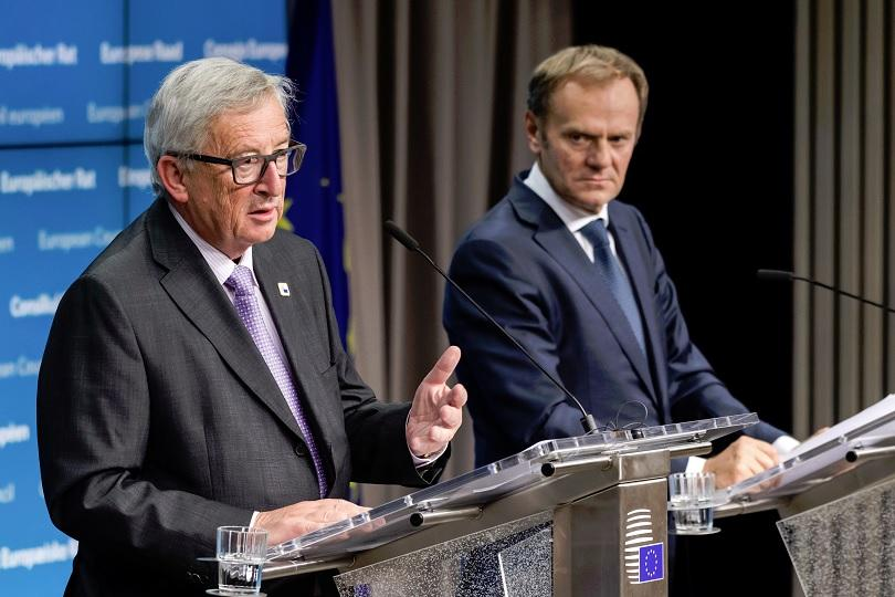 юнкер туск бъдат изслушани мигрантите европарламента