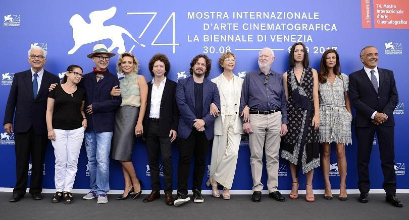 Журито на кинофестивала във Венеция