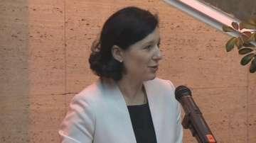 Вера Йоурова: Мониторингът за България ще бъде спрян, когато има резултати
