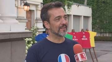 Евро 2016 във френското посолство в София