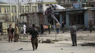 Расте броят на жертвите от атентата в Кабул