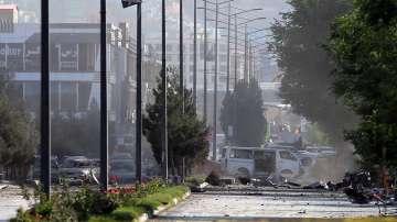 Талибаните поеха отговорност за атентата в Кабул