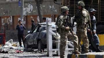 Най-малко 10 загинаха при атентат в Кабул