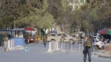 Нападение срещу Министерството на информацията в Кабул
