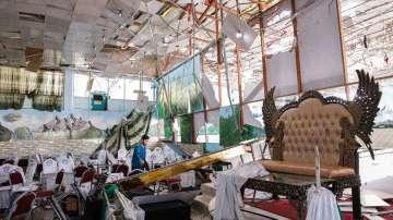 Ислямска държава извърши атентат на сватба в Кабул