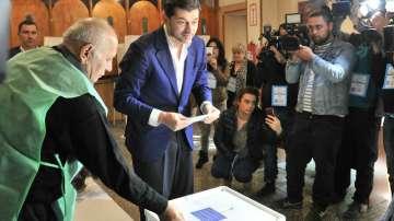 Новият кмет на Тбилиси е известният грузински футболист Каха Каладзе