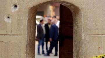 Нападение срещу църква в Кайро