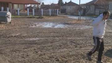 Две русенски села потънаха в кал заради подмяна на водопроводната мрежа 
