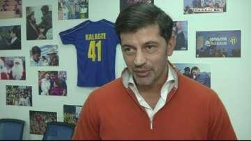 Известен грузински футболист се кандидатира за кмет на Тбилиси