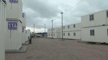 Бежанците в Кале с по-добри условия за живот