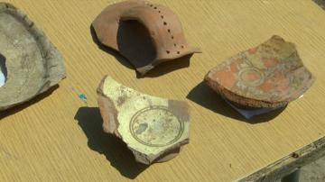 """Край на разкопките в свищовската крепост """"Калето"""""""