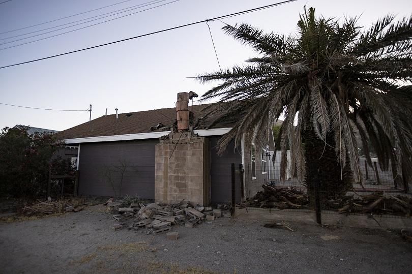 Земетресение със сила 7,1 по Рихтер разлюля Южна Калифорния. До