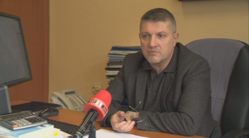 Директорът на строителния надзор към Столичната община арх. Влади Калинов
