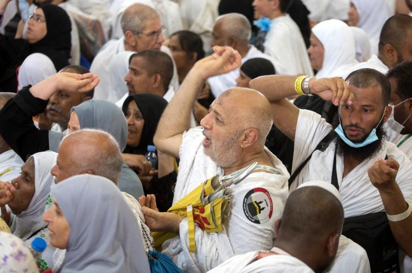 милиона мюсюлмани участваха традиционен ритуал мека